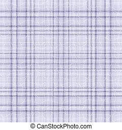grigio, checkered, modello, seamless, delicato, bianco