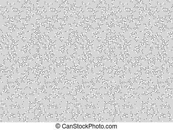 grigio, marmo, struttura, punteggiato