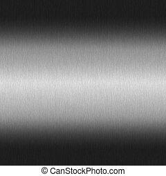 grigio, nero, metallo, struttura