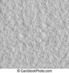 grigio, quadrato, tessuto, feltro, seamless, struttura, fondo., texture.