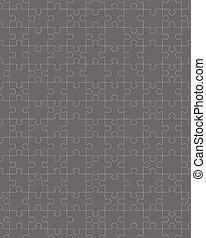 grigio, seamless, puzzle
