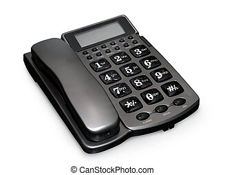 grigio, telefono