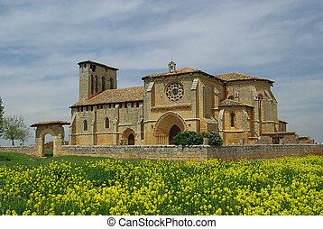 Grijalba church 02