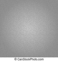 grijs, abstract, rooster achtergrond, metalen