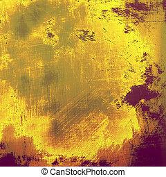grijs, anders, oud, kleur, ouderwetse , paarse , yellow;, brown;, retro, patterns:, (violet);, texture.