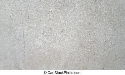 grijs, cement, muur