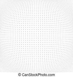 grijs, &, eenvoudig, model, abstract, seamless, vector, witte