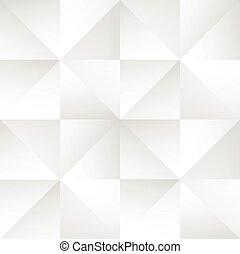 grijs, geometrisch, seamless, achtergrond.