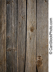 grijs, grunge, textuur, hout, plank, achtergrond