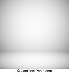 grijs, kamer, helling, licht, interior., grijze , vector, studio, achtergrond, vlakte, witte , zacht, lege, 3d