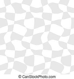 grijs, model, abstract, -, seamless, vector, achtergrond, gebogen, cellen