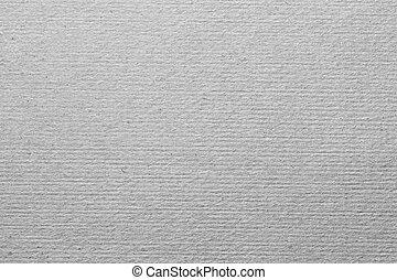 grijs, papier, textured