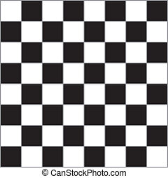 grijs, schaakbord, dividers