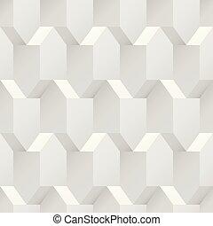 grijs, -, seamless, textuur, achtergrond., vector, ontwerp, geometrisch, 3d