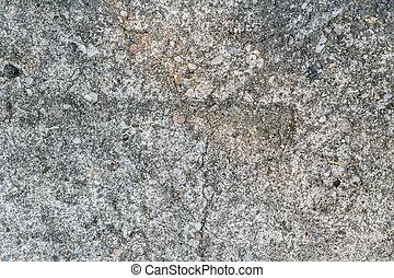 grijs, steen, achtergrond, stucco, textuur