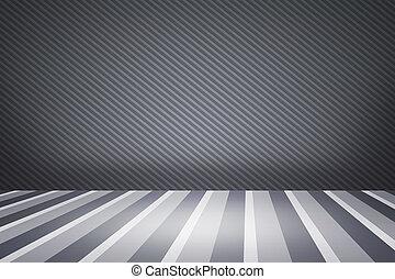 grijs, strepen, achtergrond
