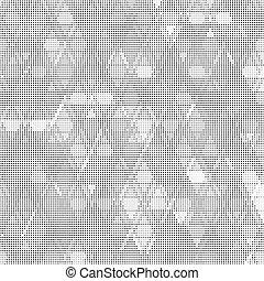 grijs, texture., achtergrond, abstract
