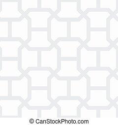 grijs, vloer, eenvoudig, model, -, textuur, achtergrond., vector, lijnen, witte , geometrisch