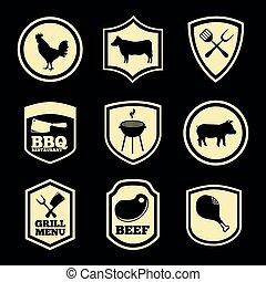 grill, étrend
