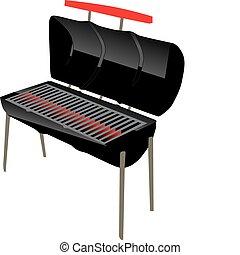 grill, bbq