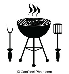grill, fish, sült, grillsütő