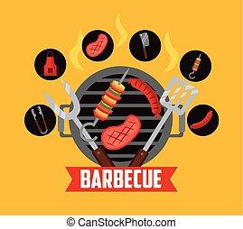 grill, grillsütő, elmond