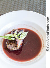 Fillet Mignon - Grilled Beef Wagyu Fillet Mignon