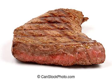 grilled tender beef