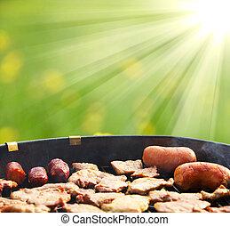 Grilling - Summer grilling