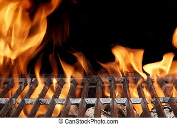 grillsütő, csípős, grill