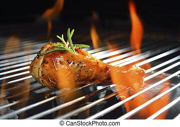 grillsütő csirke