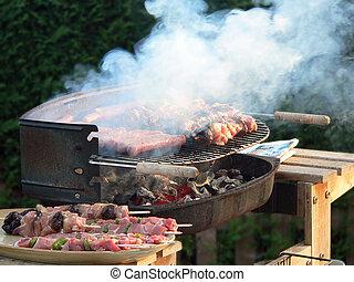 grillsütő