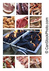 Grills and barbecues