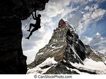grimpeurs