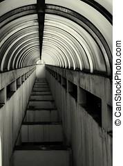 Grimy Underground Passage - -- part of an below ground...
