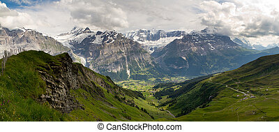 grindelwald, valle