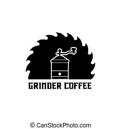 GRINDER COFFEE for your company or brand