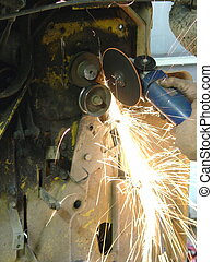 grinder ! - work
