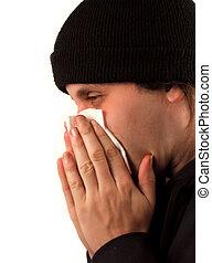 gripe, sintomas