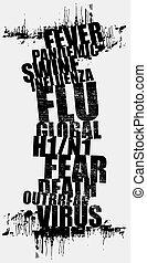 grippe, porcs