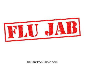 grippe stoß