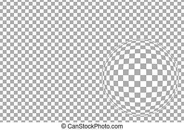 gris, a cuadros, patrón, efecto, ilustración, lente, vector...