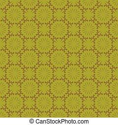 gris, arrière-plan., résumé, pattern., seamless, motifs, vert, vector.