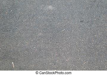 gris, asphalte, surface