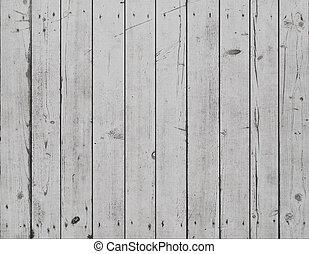 gris, bois, arrière-plans