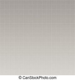 gris, carrée, illustration, arrière-plan., vecteur, grille