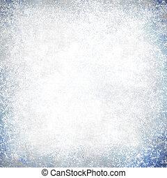 gris, conception, lumière, grunge, couleur, vendange, résumé, argent, fond, vieux, papier, noir, glacial, fond, monochrome, impression, blanc, texture, noël, luxe