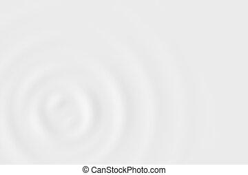 gris, fondo, textura, agua, plano de fondo, anillo, suave, blanco