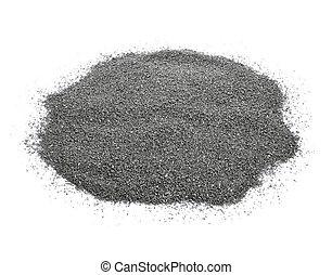 gris, gravier