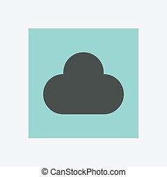 gris, nuage